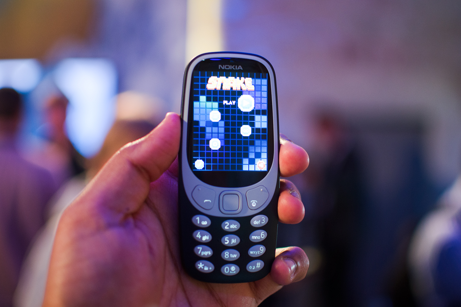 Snake isn t the only game you can play on the nostalgia heavy nokia 3310 - Mobel trends 2017 ...