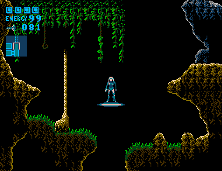 Metroid Gets Unofficial Prequel With Fan Made Metroid