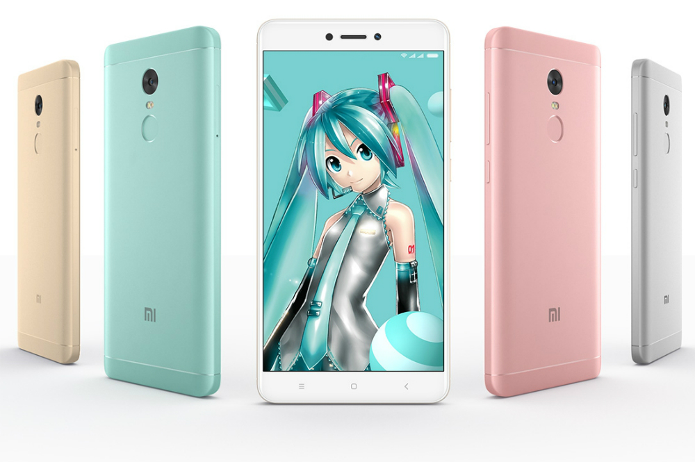 Cuteness Overload  Xiaomi U2019s Redmi Note 4x Dedicated To