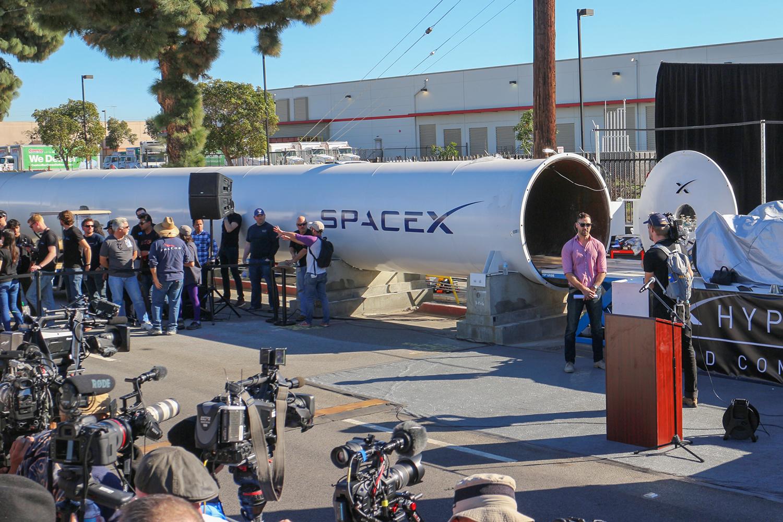 spacex hyperloop - photo #14