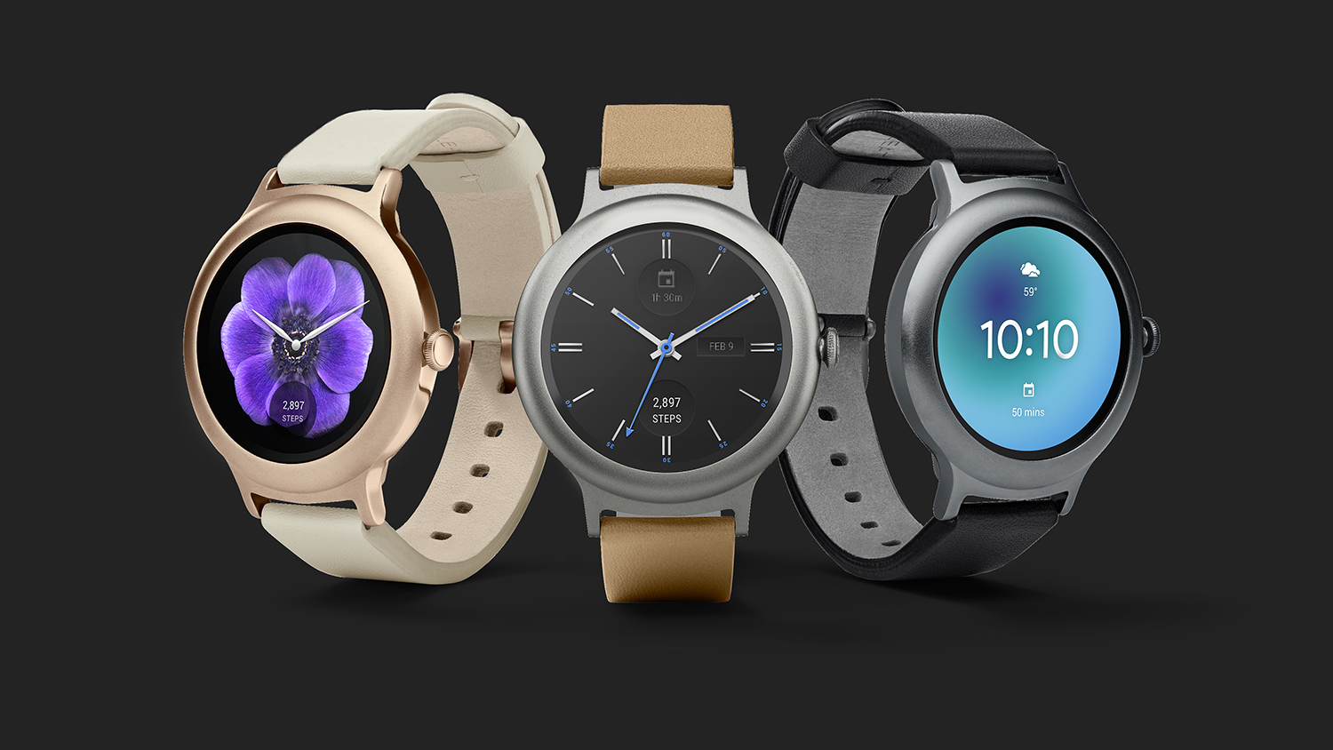 LG's Watch Style and Watch Sport Are The First To Run ...