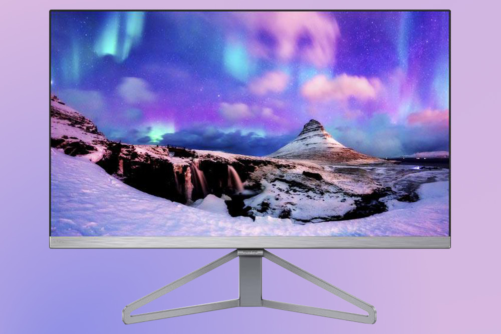 mmd jumpstarts new line of philips displays with ultrathin 24inch monitor