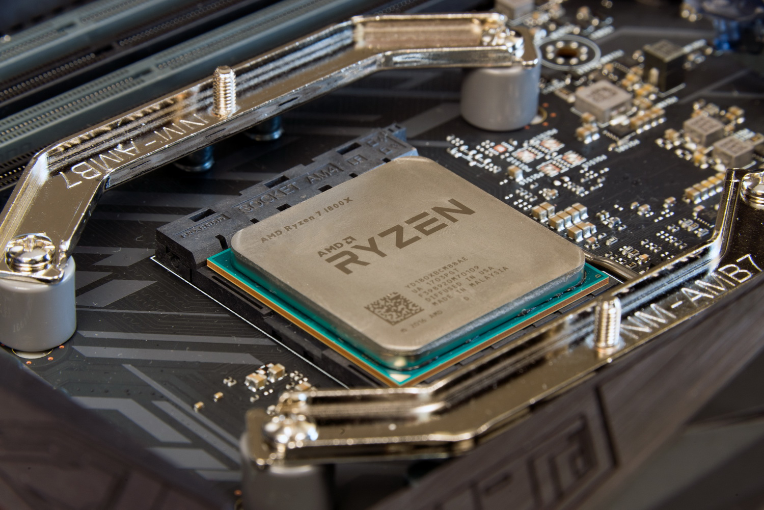 AMD says there's no Windows 10 scheduling bug affecting Ryzen's performance