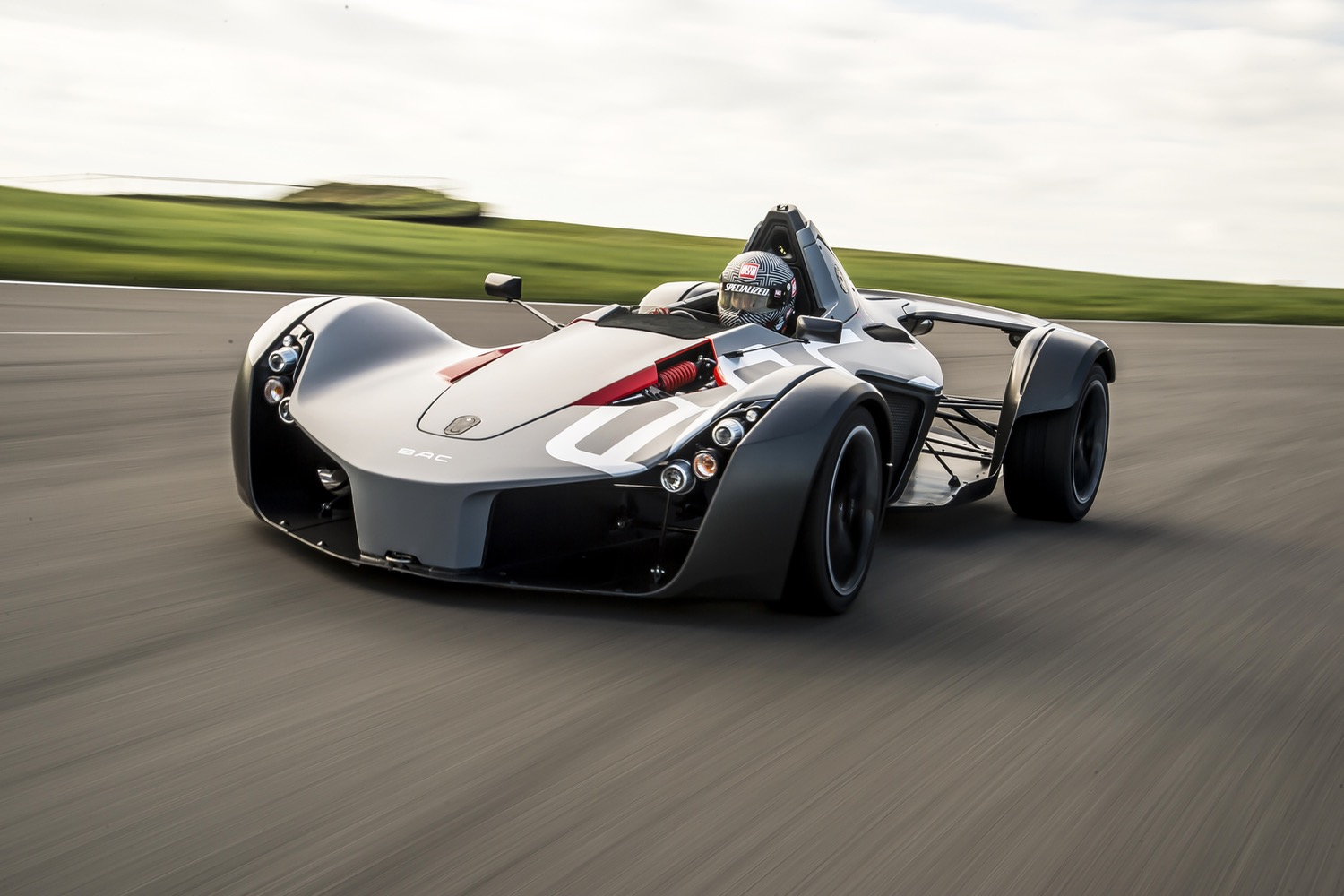 Top Dogs Beware Bac To Take On Ferrari Porsche With Its