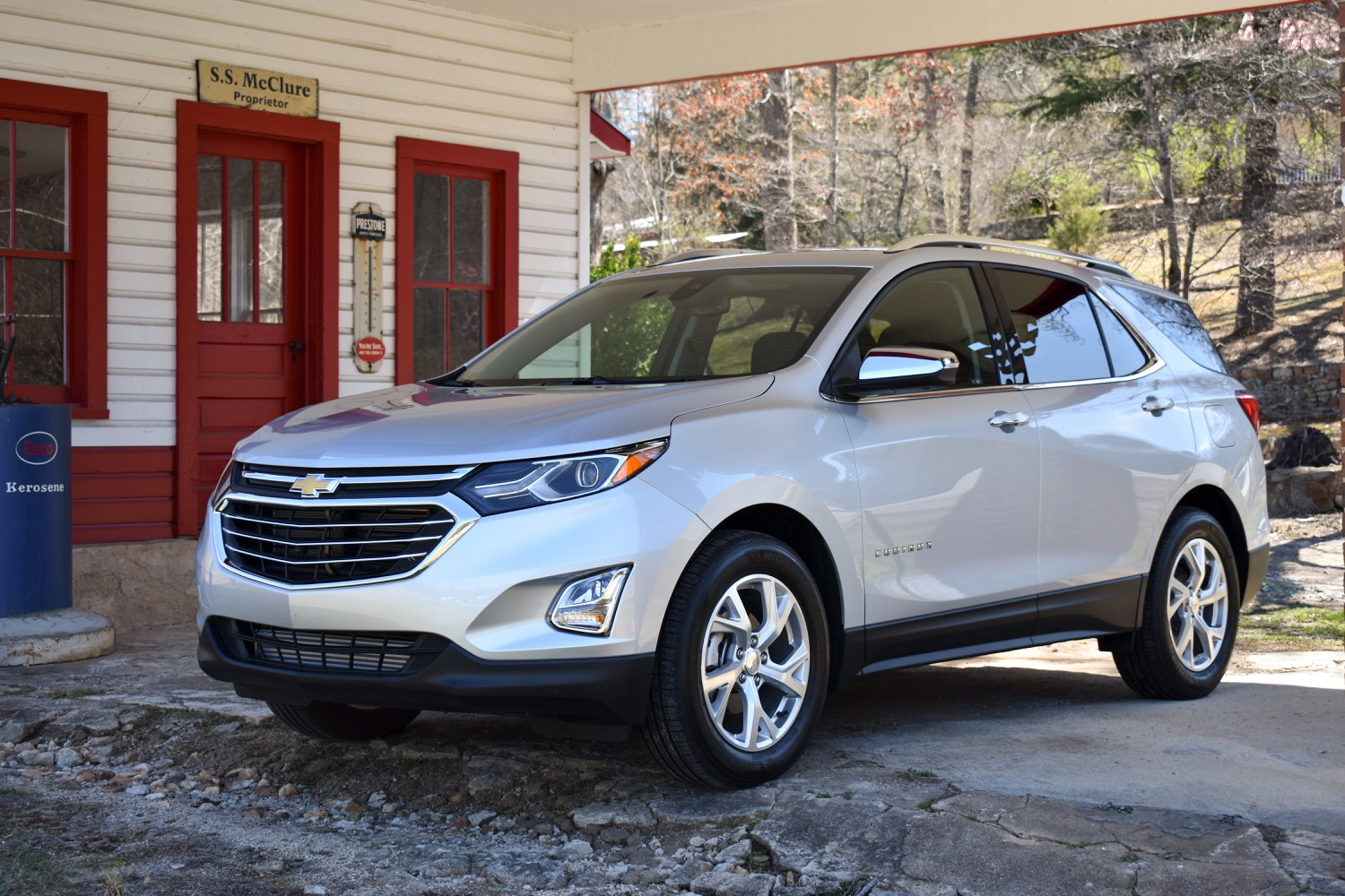 2018 Chevrolet Equinox First Drive