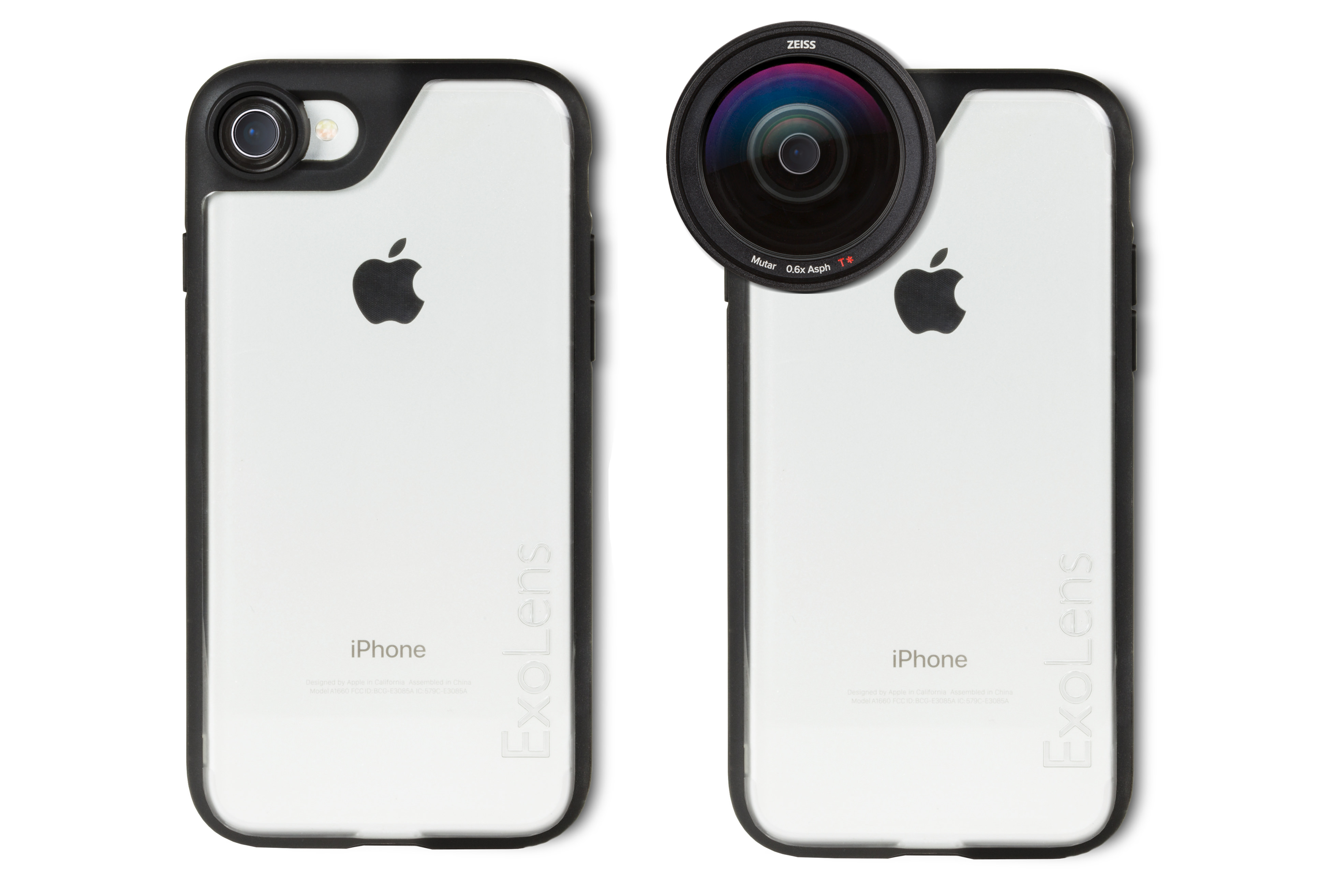 Zeiss & ExoLens' new case protects your phone while using ...