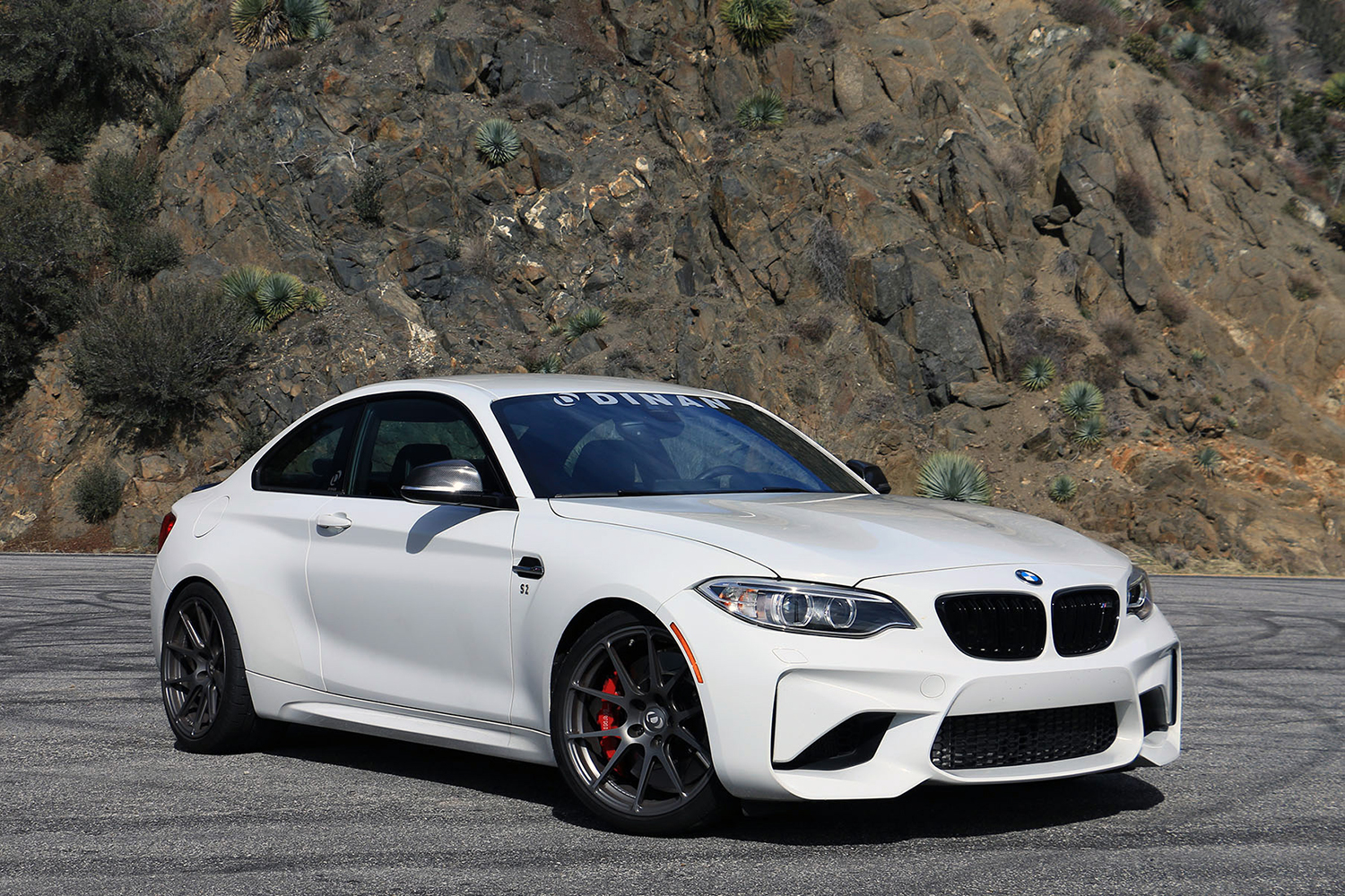 The Dinan Tuned M2 S2 Turns Bmw S Modern Classic Up To Eleven