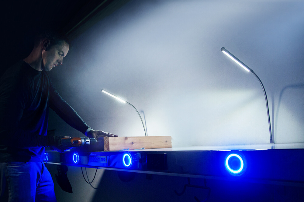 Awesome tech you can't buy yet: Smart workbenches, cosmic ...