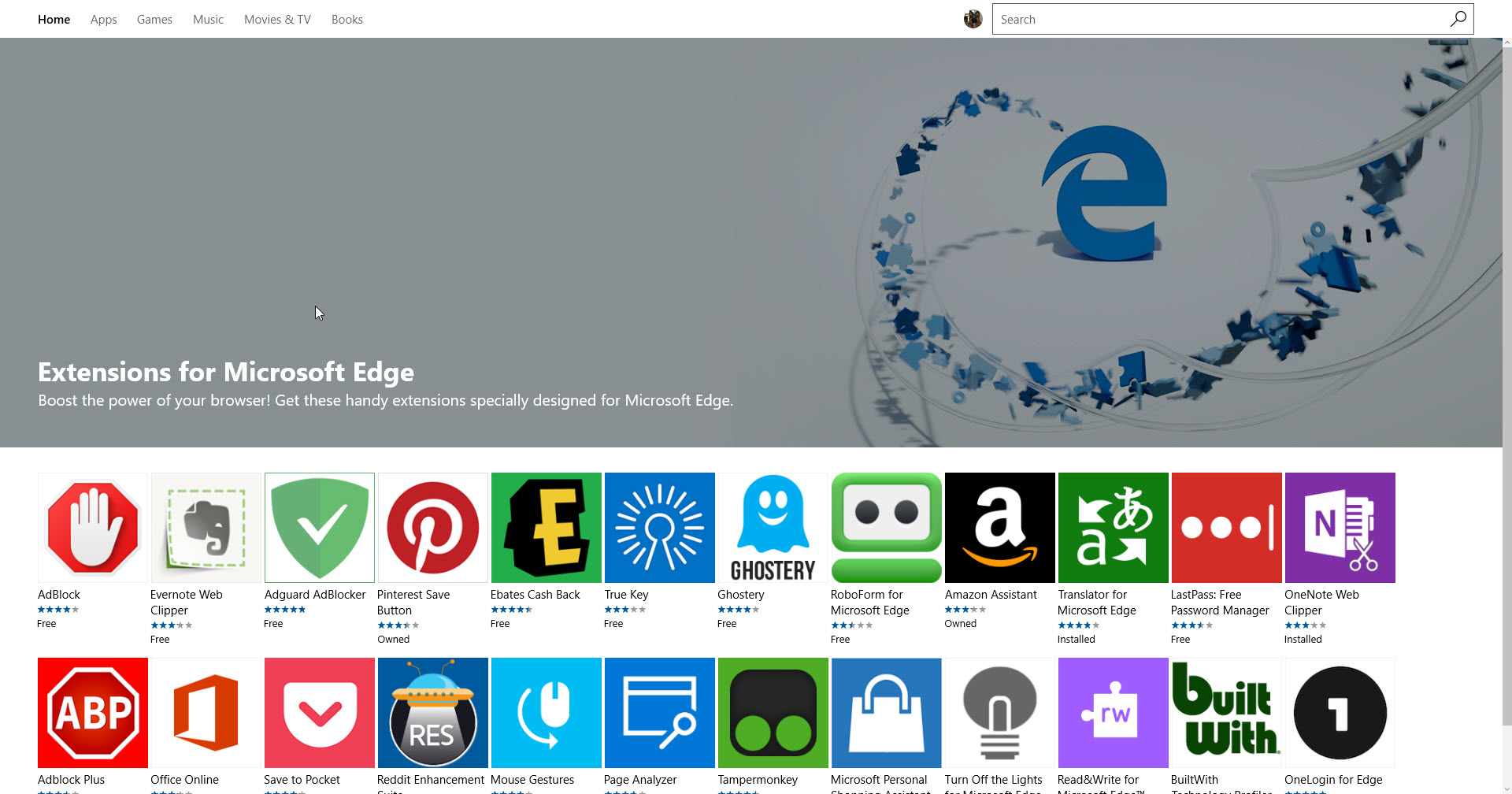 adblock plus for microsoft edge windows 10
