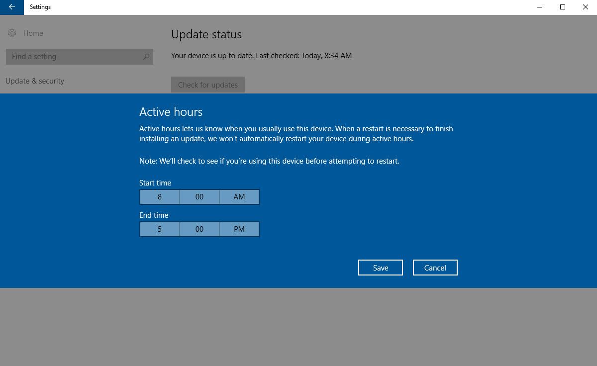 How to fix windows update in windows 10 digital trends for Window 10 update