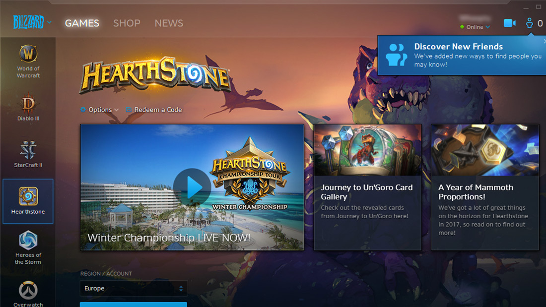 Battle.net is dead, long live Blizzard app