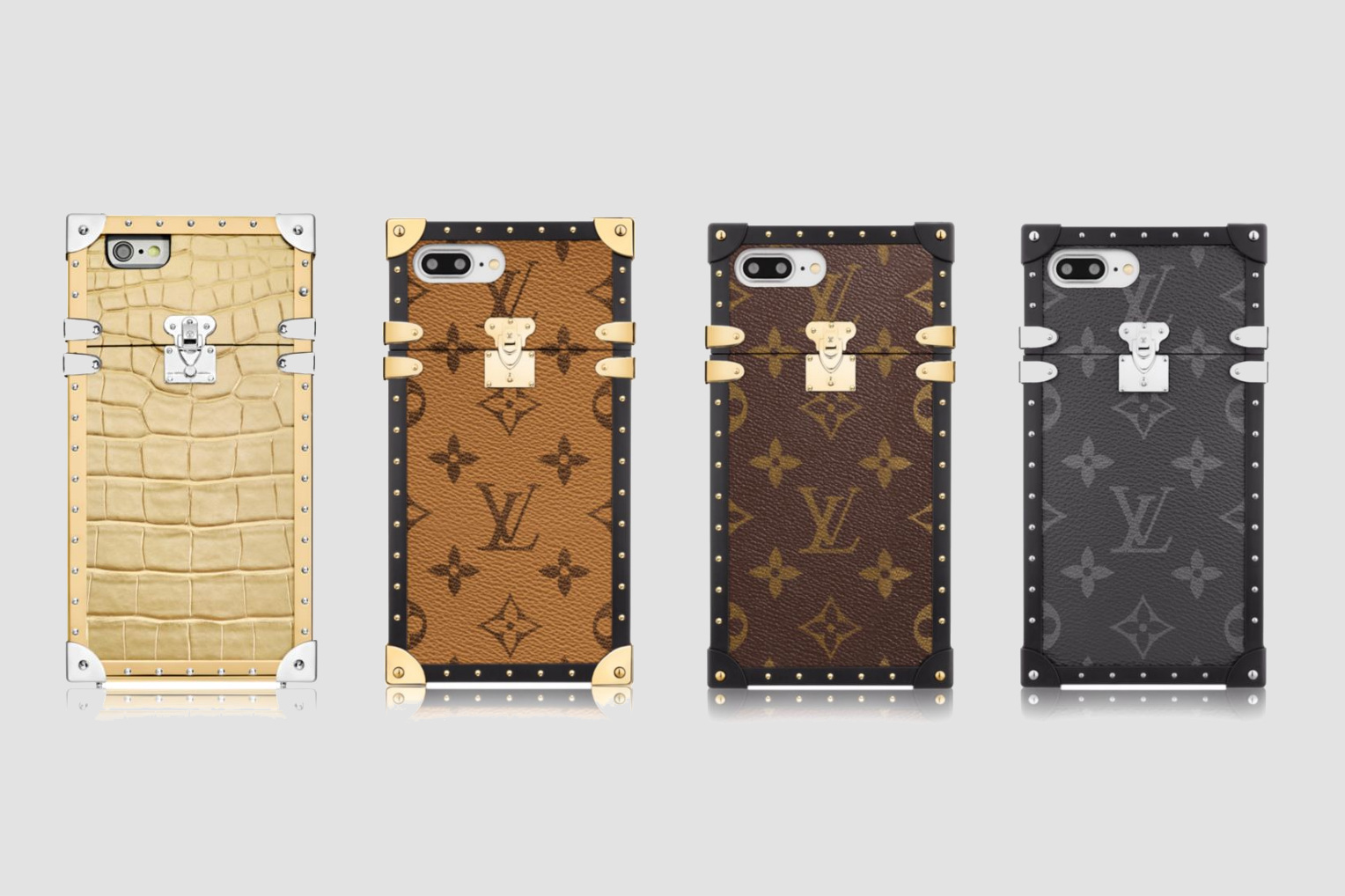 Louis Vuitton Drops Eye-Trunk iPhone 7 & 7 Plus Cases