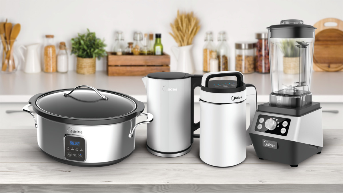 Cooking Made Easier Midea Announces Upcoming Line Of