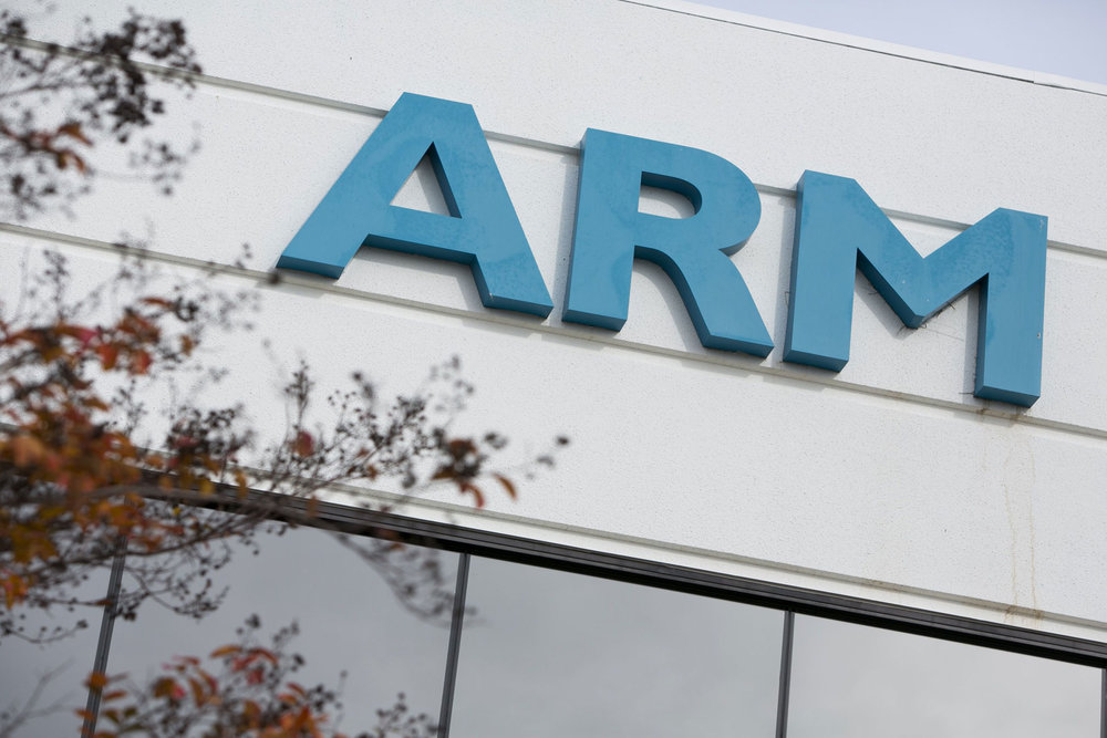 ARM develops new chip for driverless cars