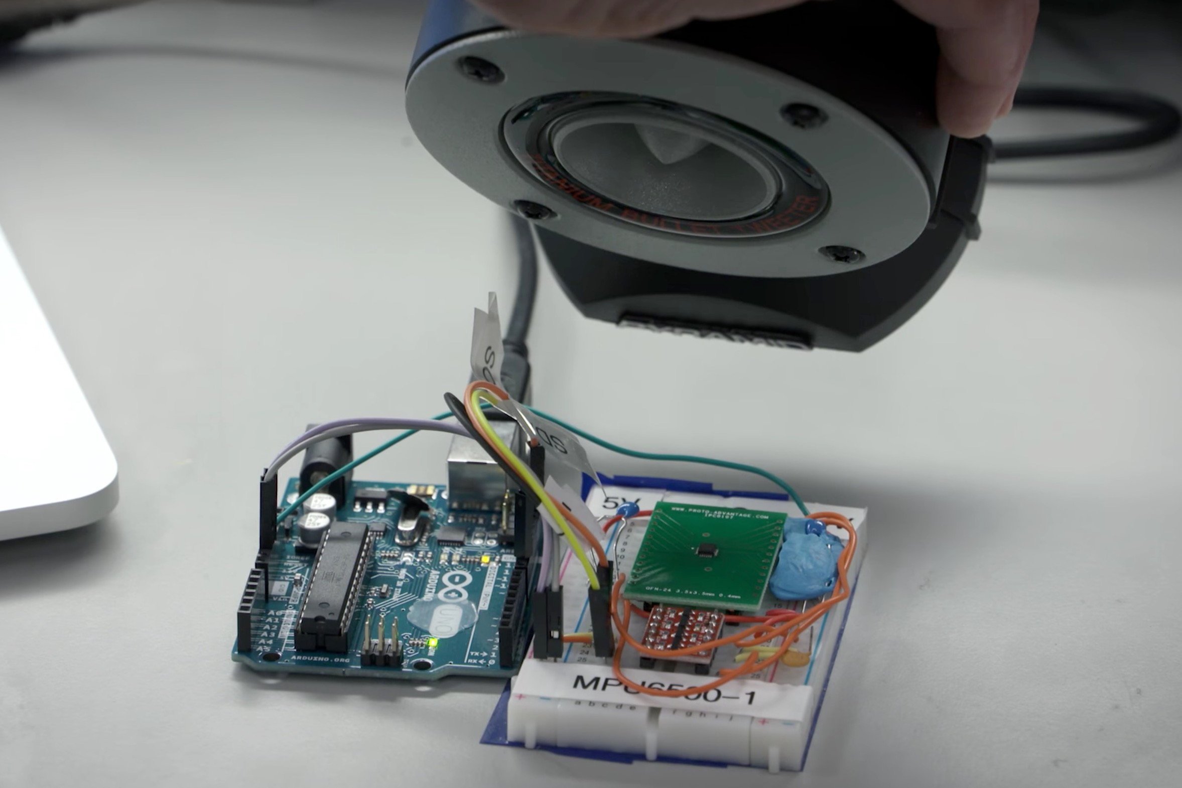 Researchers use $5 speaker to hack IoT devices, smartphones, automobiles