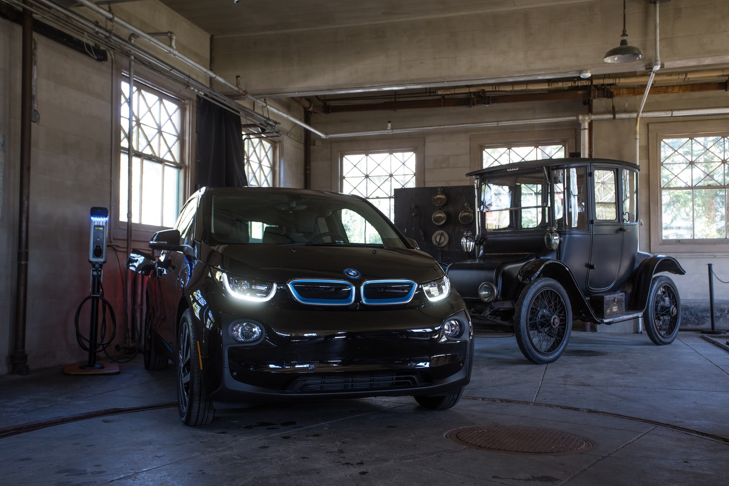 BMW Helps National Parks Go Electric