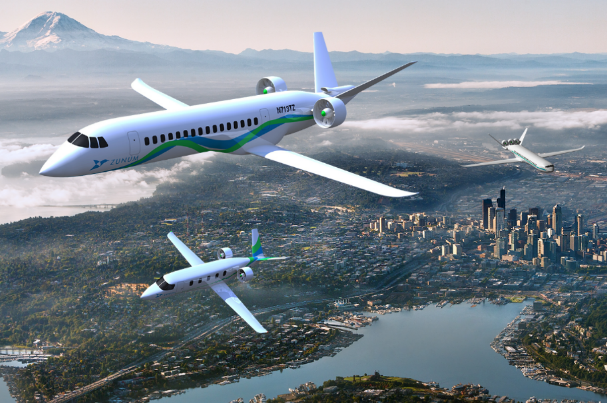 Fly Faster Cheaper And Cleaner With Zunum Aero Electric