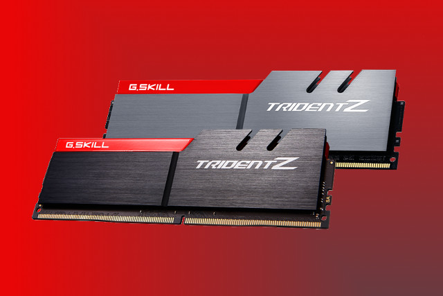 G.SKILL reveals DDR4-4333MHz 16GB RAM kits