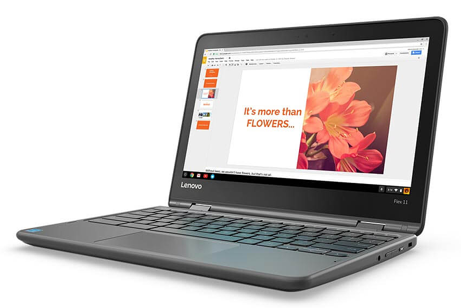Lenovo Announces 2-in-1 Flex 11 Chromebook for $279