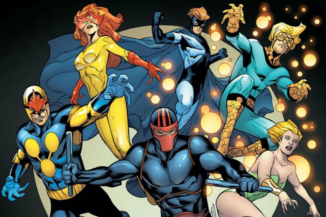 New Marvel Comics Movies