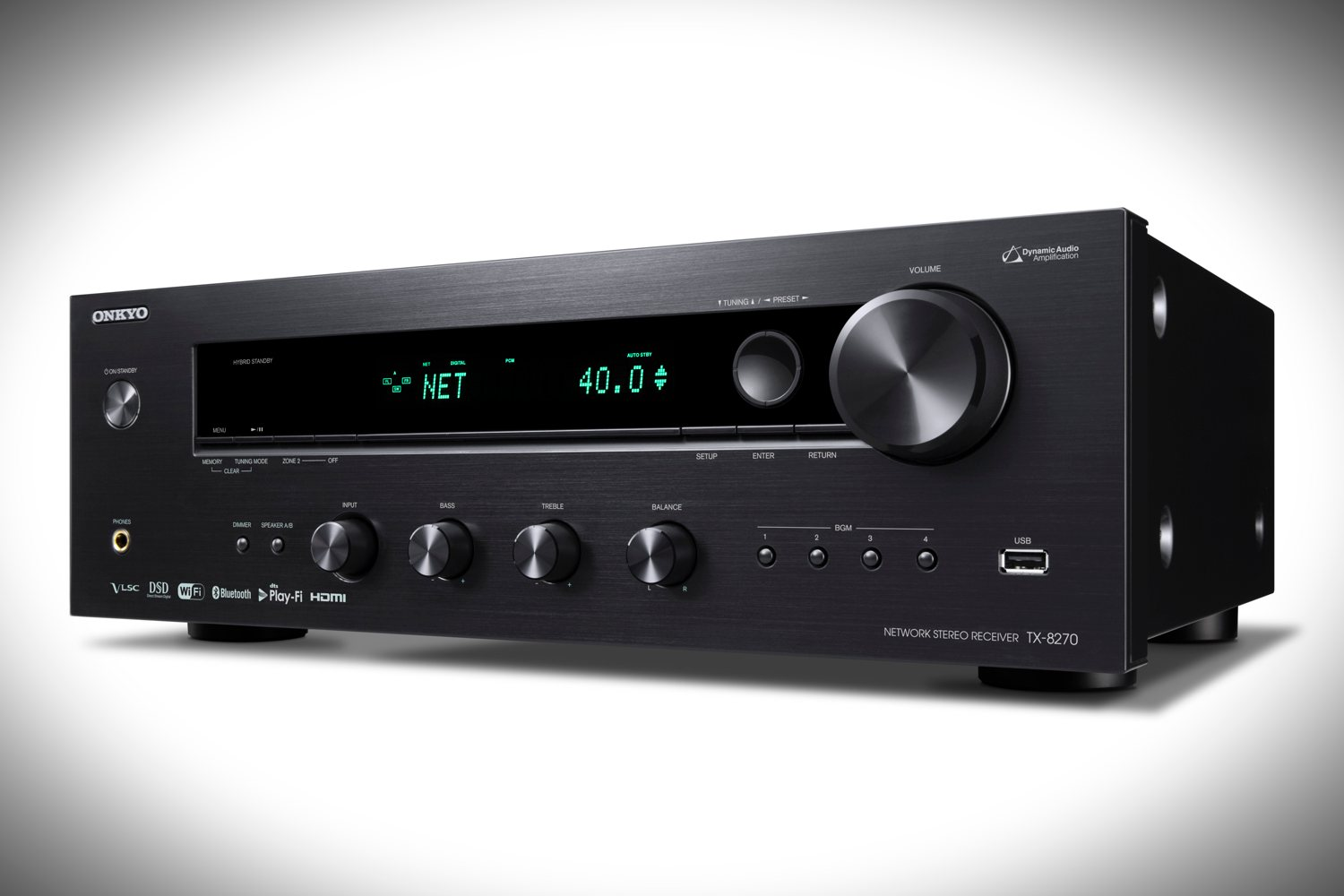 onkyo 8160. onkyo\u0027s latest stereo receiver supports hi-res audio and wireless multiroom onkyo 8160