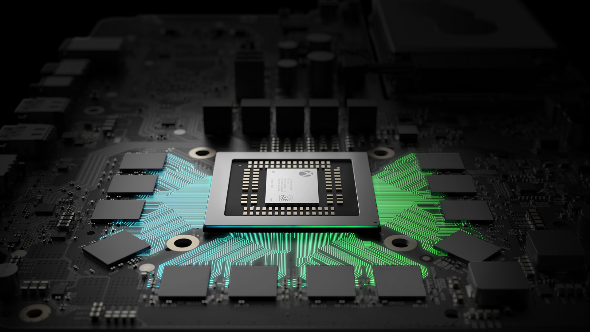 Project Scorpio Allows Players to Install Games On External Hard Drive