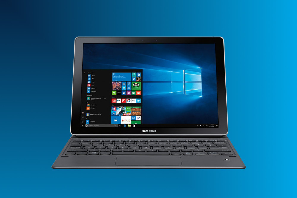 Samsung Takes on Surface With $629 Galaxy Book