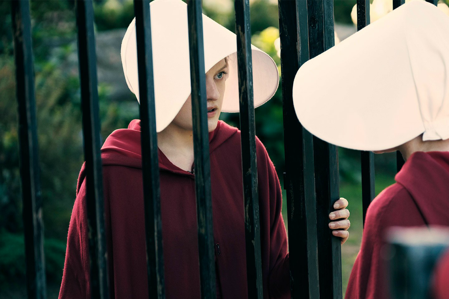 'Handmaid' wins 2nd season as Hulu unveils live-TV option