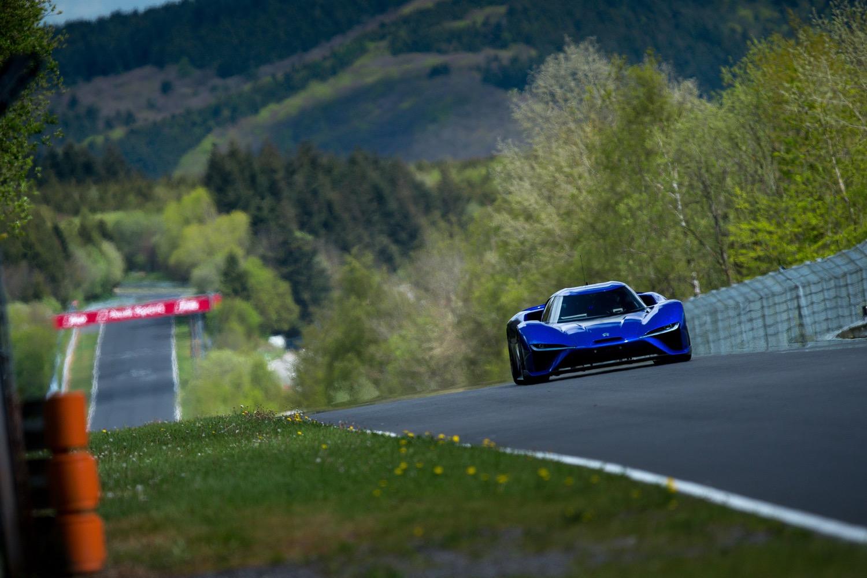 Electric Car Record Nurburgring