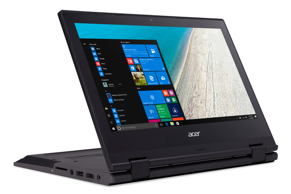 HP and Acer Unveil the First Windows 10 S Computers