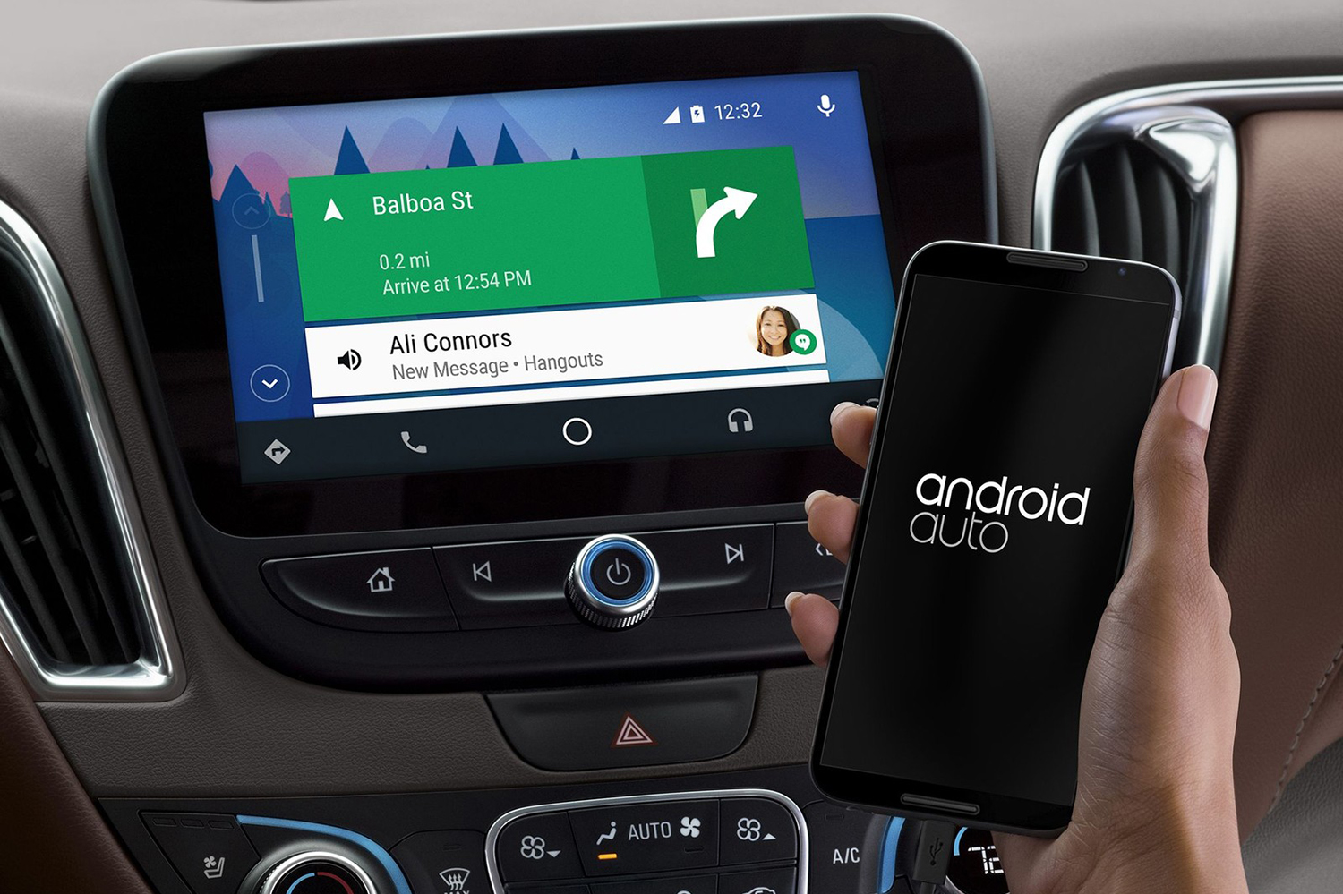 Connectivity features include apple carplay and android auto - What Is Android Auto