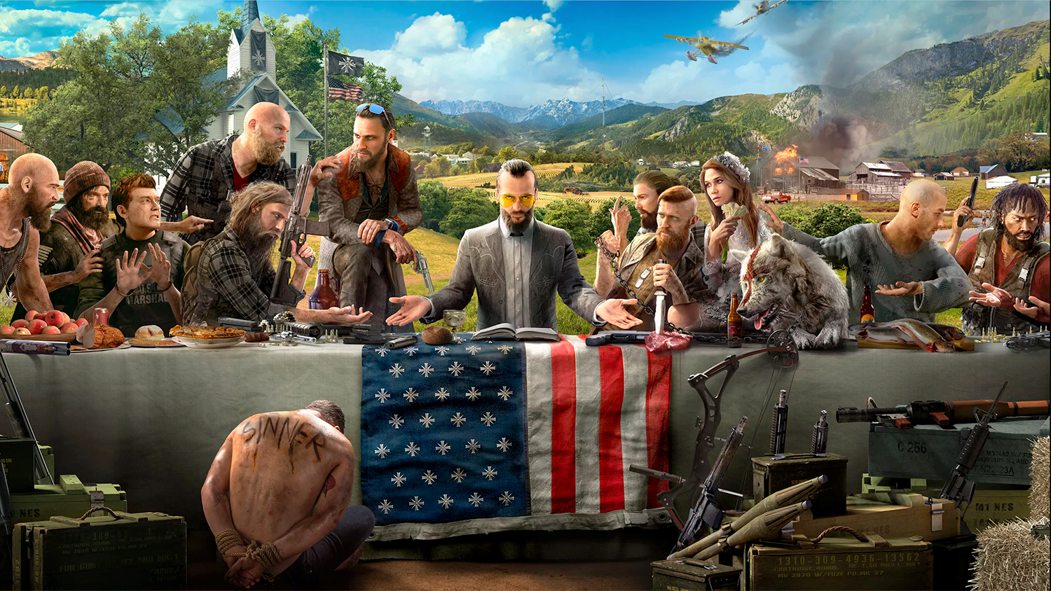 Angry Players Petition Ubisoft To Make Far Cry 5 Less