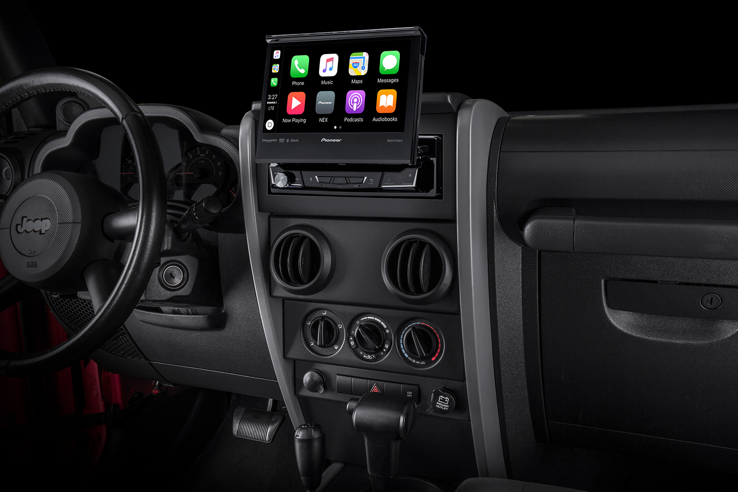 Android Receivers For Classic Cars