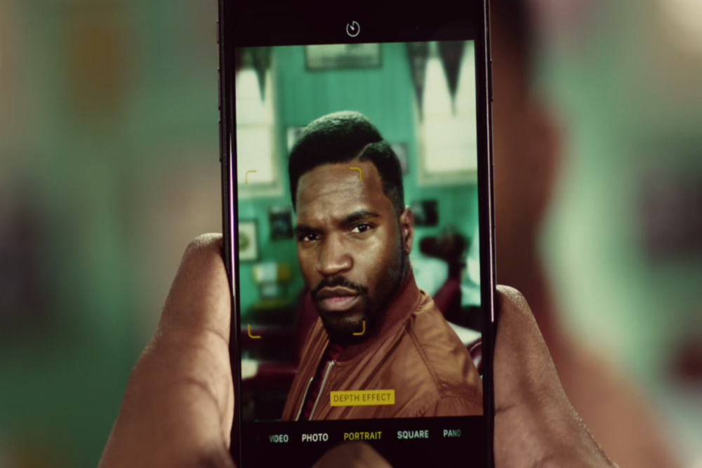 """Apple's new """"Barbershop"""" ad shows off the iPhone 7 Plus's ..."""