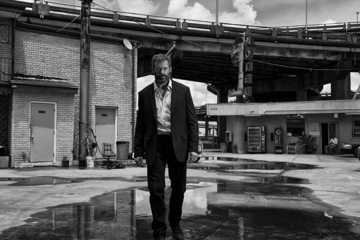 Logan: Black and white version to hit theaters in May