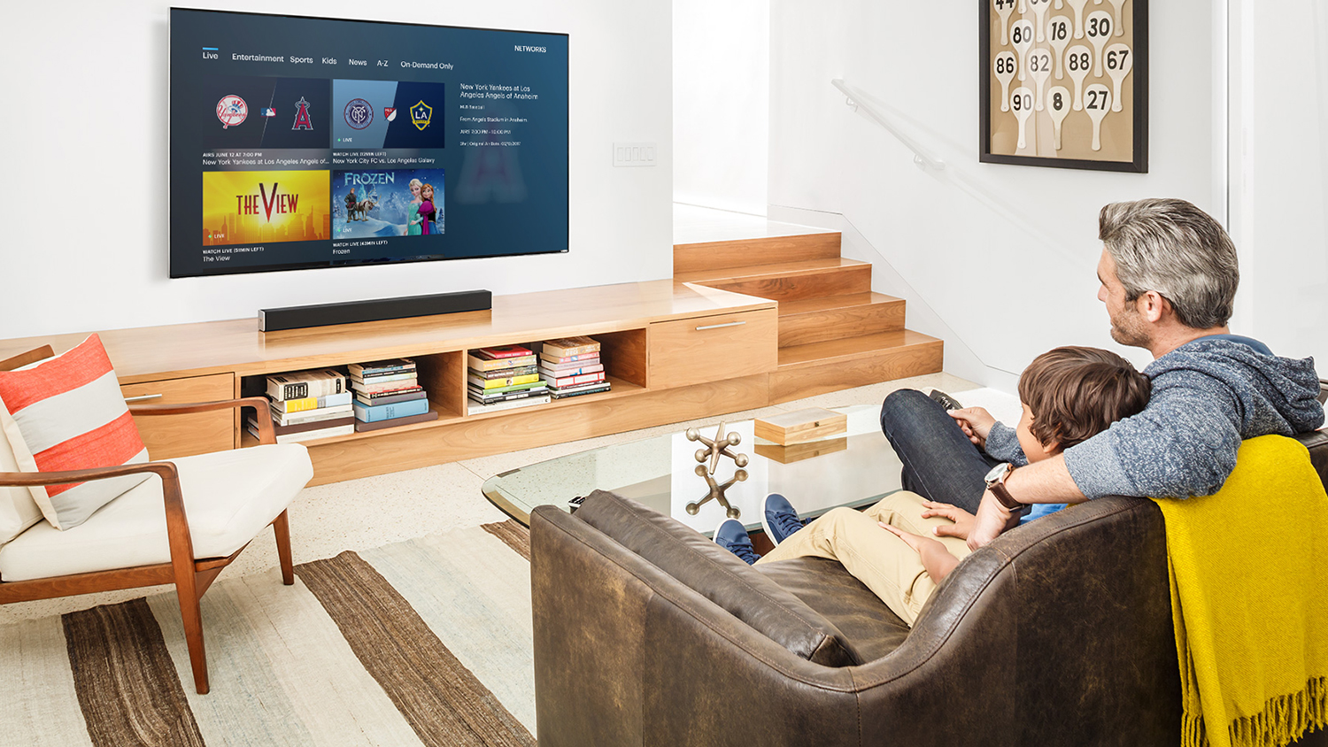 cutting the cord let us help you find the best streaming tv service digital trends. Black Bedroom Furniture Sets. Home Design Ideas