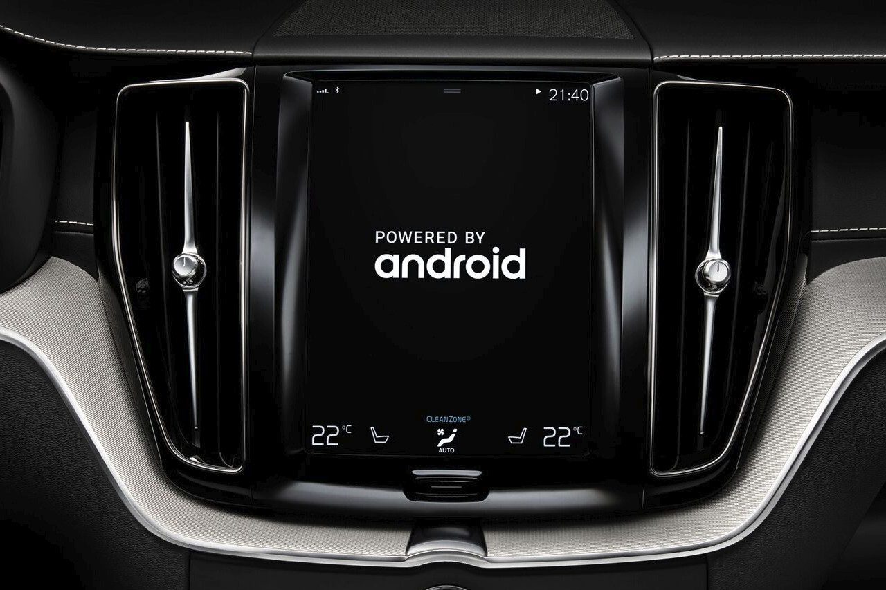 Google and Volvo Are Partnering To Build a New Infotainment System   Digital Trends
