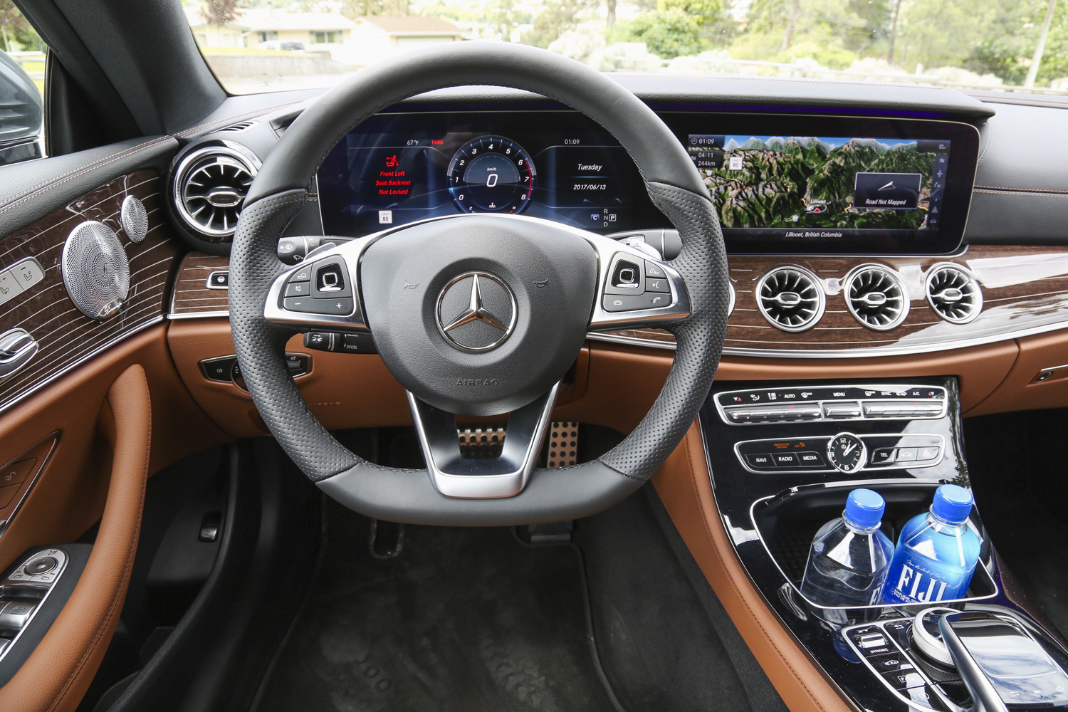 2018 mercedes benz e400 coupe first drive review digital trends. Black Bedroom Furniture Sets. Home Design Ideas