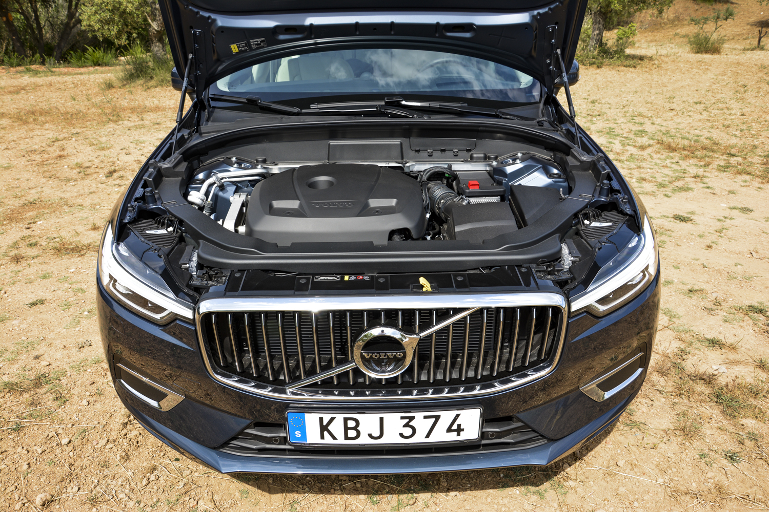 2018 Volvo Xc60 Features Easter Eggs Pictures