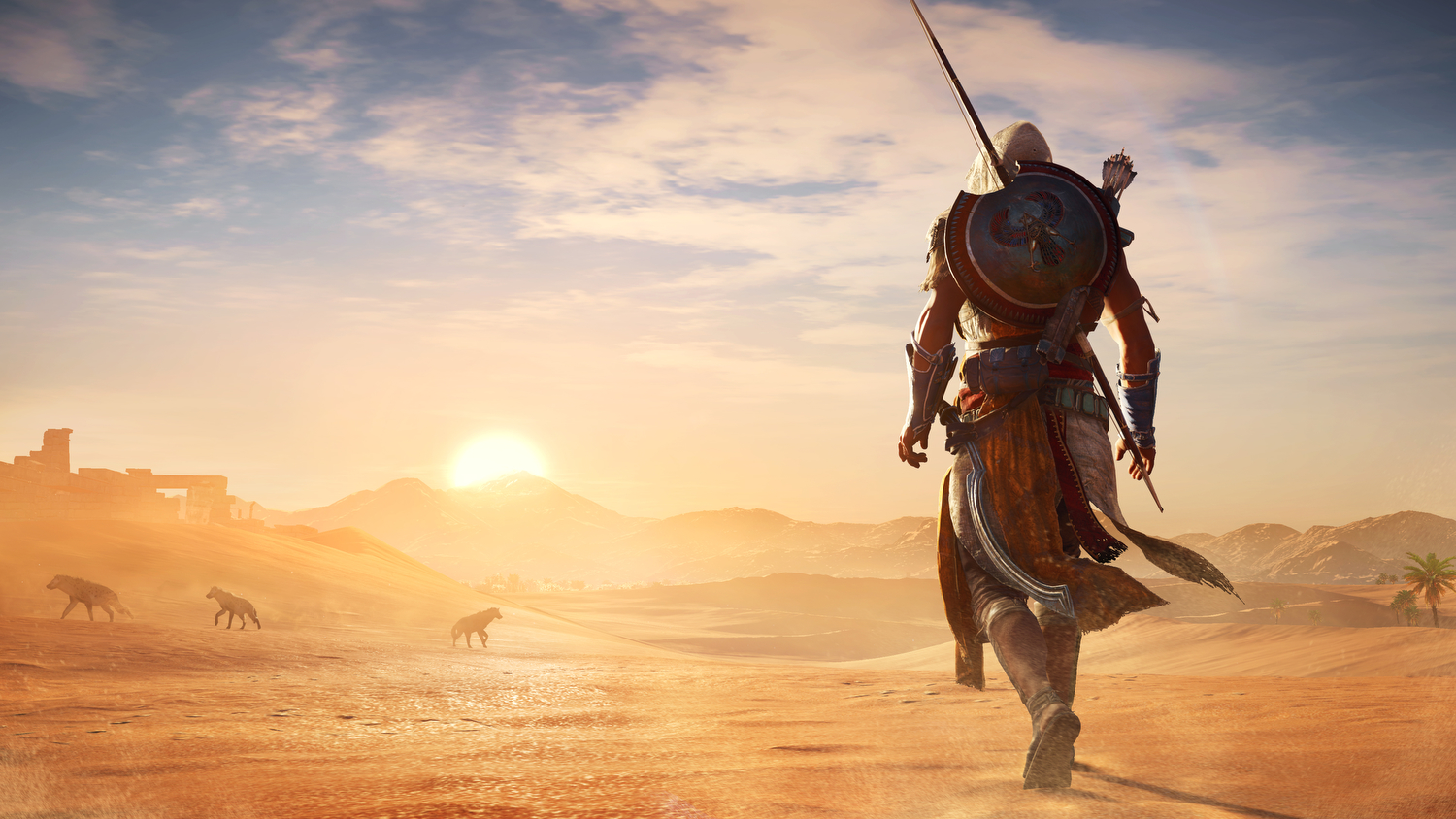 'Assassin's Creed Origins': Our First Take