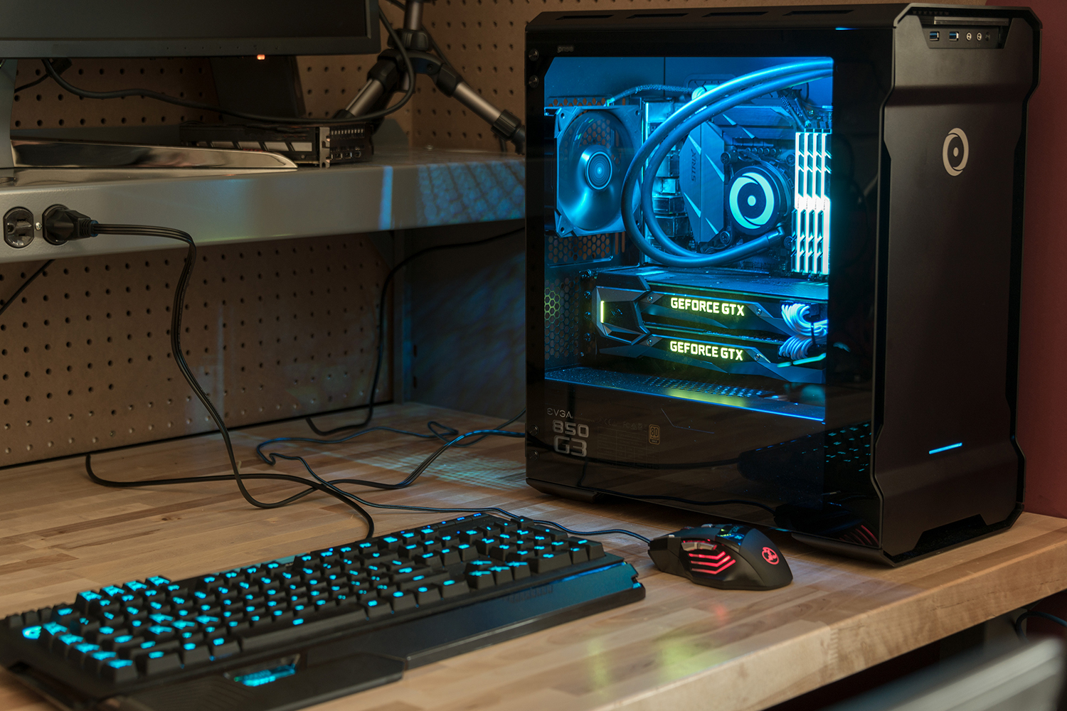 Build Your Own Vr Pc  Components