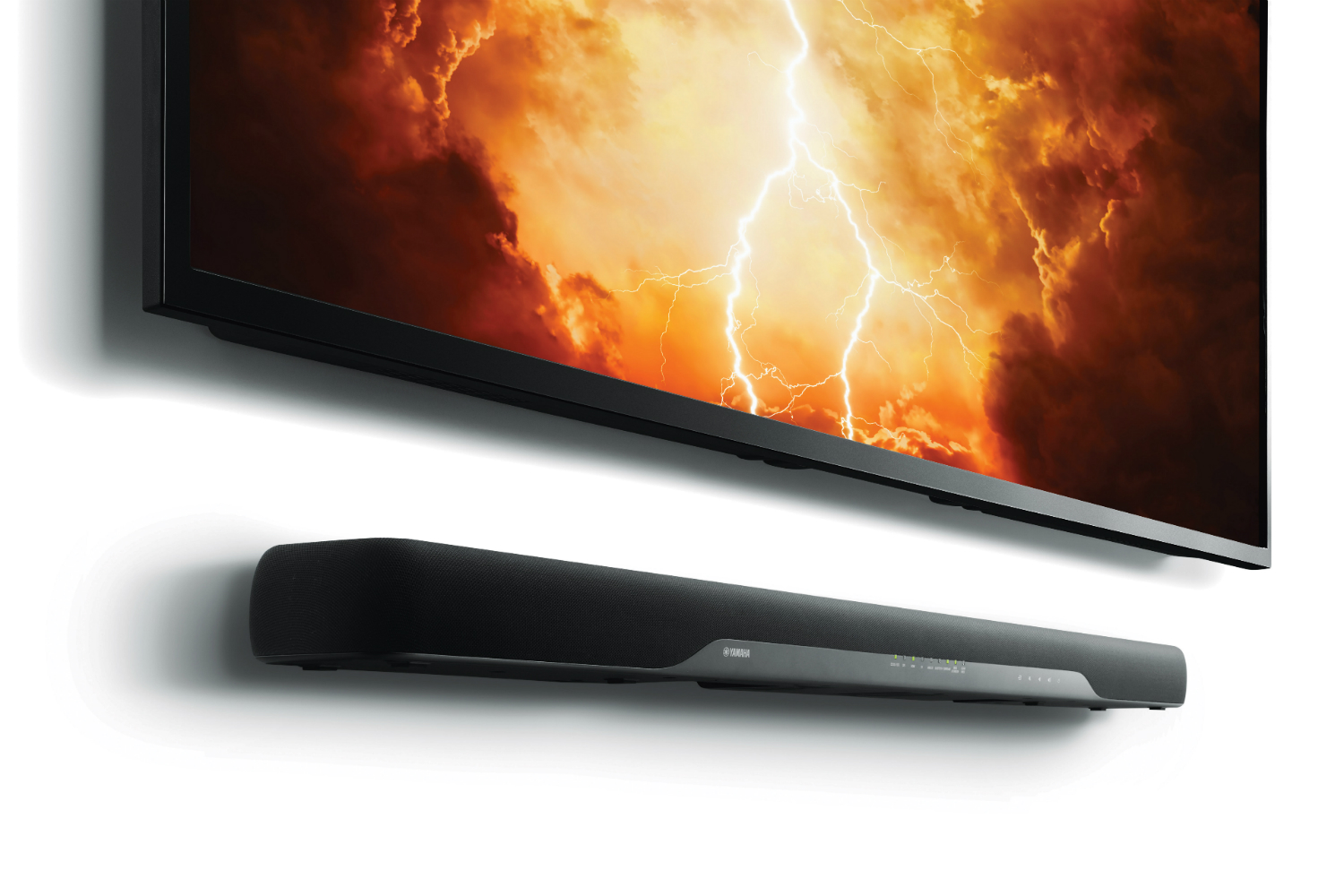 yamaha 39 s new yas 207 soundbar features exciting new. Black Bedroom Furniture Sets. Home Design Ideas