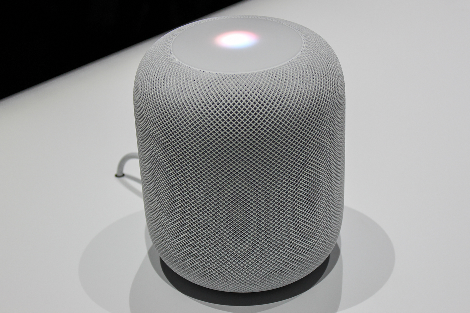 on my apple how to connect outside speakers