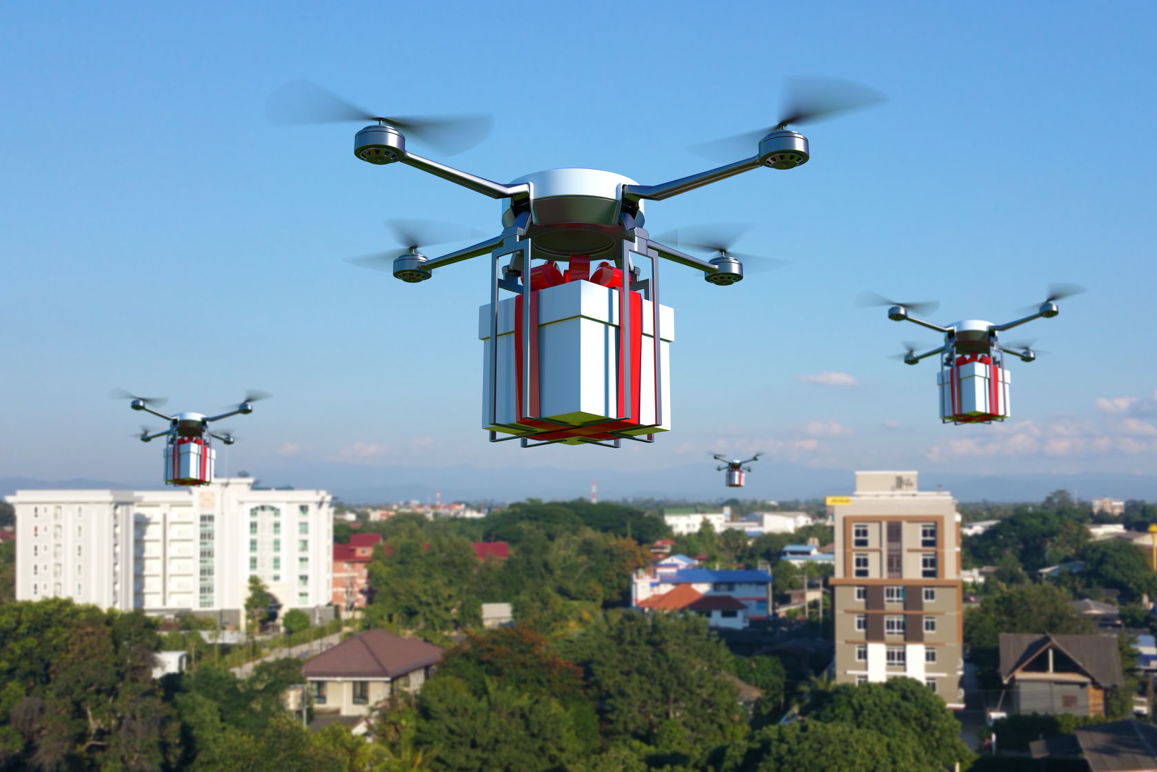 Alphabets Air Traffic Control Can Pave The Way For Proper Drone Deliveries