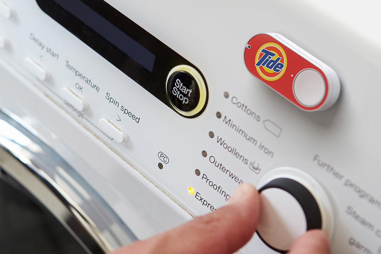 What is an amazon dash button explainer header