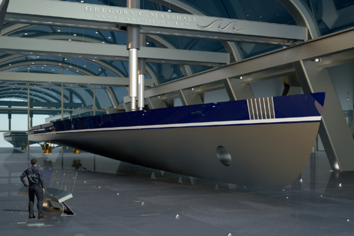 3d Printed Yachts Could Be Lighter Faster And Fireproof