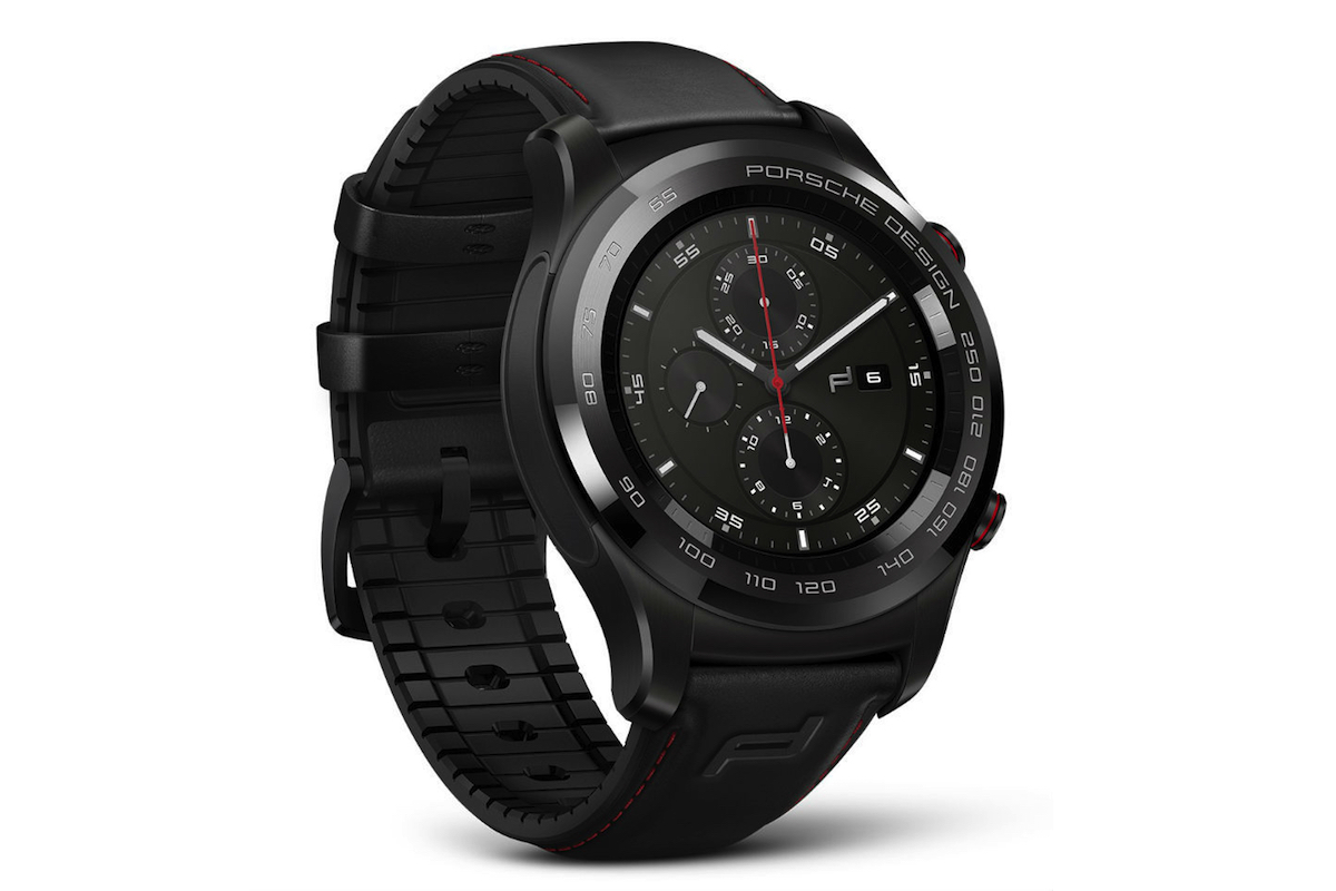 huawei watch 2 pro. porsche design\u0027s special edition huawei watch 2 is expensive, but worth it pro f