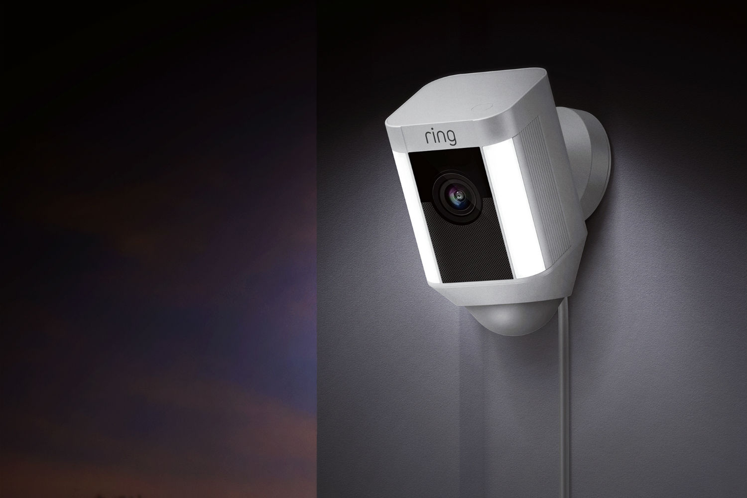 The Spotlight Cam Is Ring S Latest Outdoor Security Camera