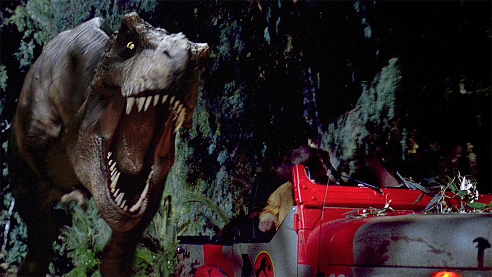 flaws of jurassic park Alas, jurassic world incorporates none of the new paleontological findings (eg, feathered theropods) that could have made jurassic world the real game changer that jurassic park was in how.