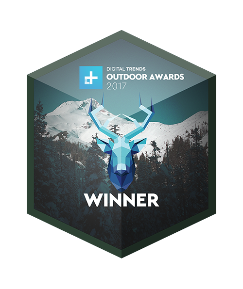digital trends 2017 outdoor awards